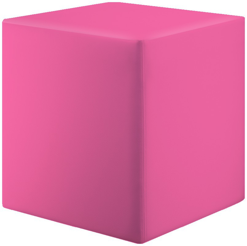Sitzw rfel pink ma e 43 cm x 43 cm x 48 cm sitzw rfel for Barhocker pink