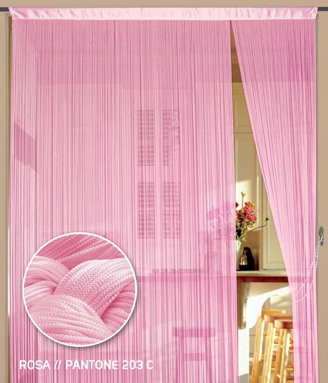 Fadenvorhang 150 cm x 300 cm bxh rosa fadenvorh nge for Barhocker rosa